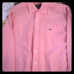 Vineyard Vines button down bundle Blue Pink White